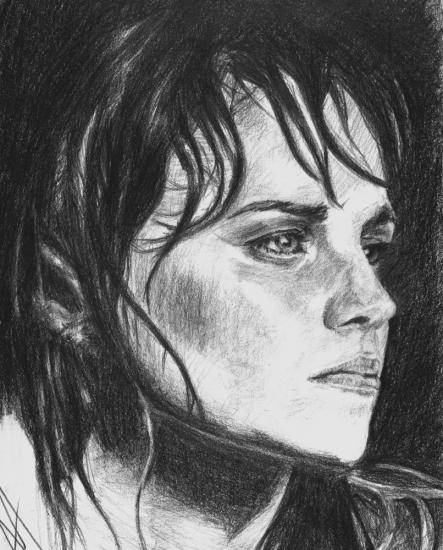Lucy Lawless par buckwolf
